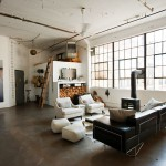 An eclectic loft in Brooklyn
