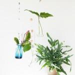DIY Floating Plant Vases