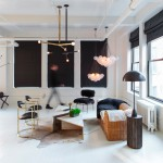Modern eclectic style in Manhattan