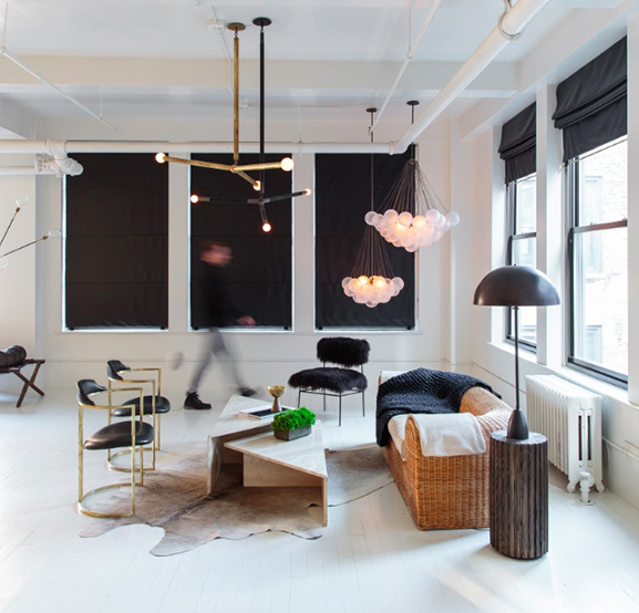 Eclectic Trends   Modern eclectic style in Manhattan ...