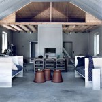A gray farmhouse in Sweden