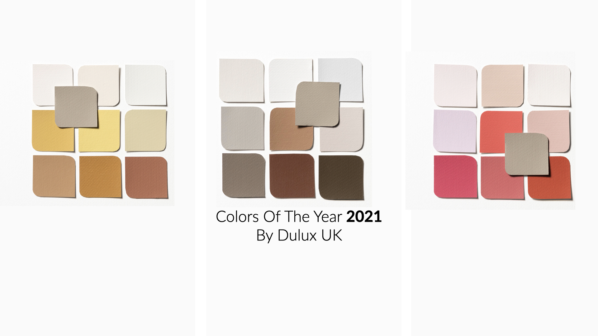 Colors of the Year 2021 Dulux UK-Eclectic Trends