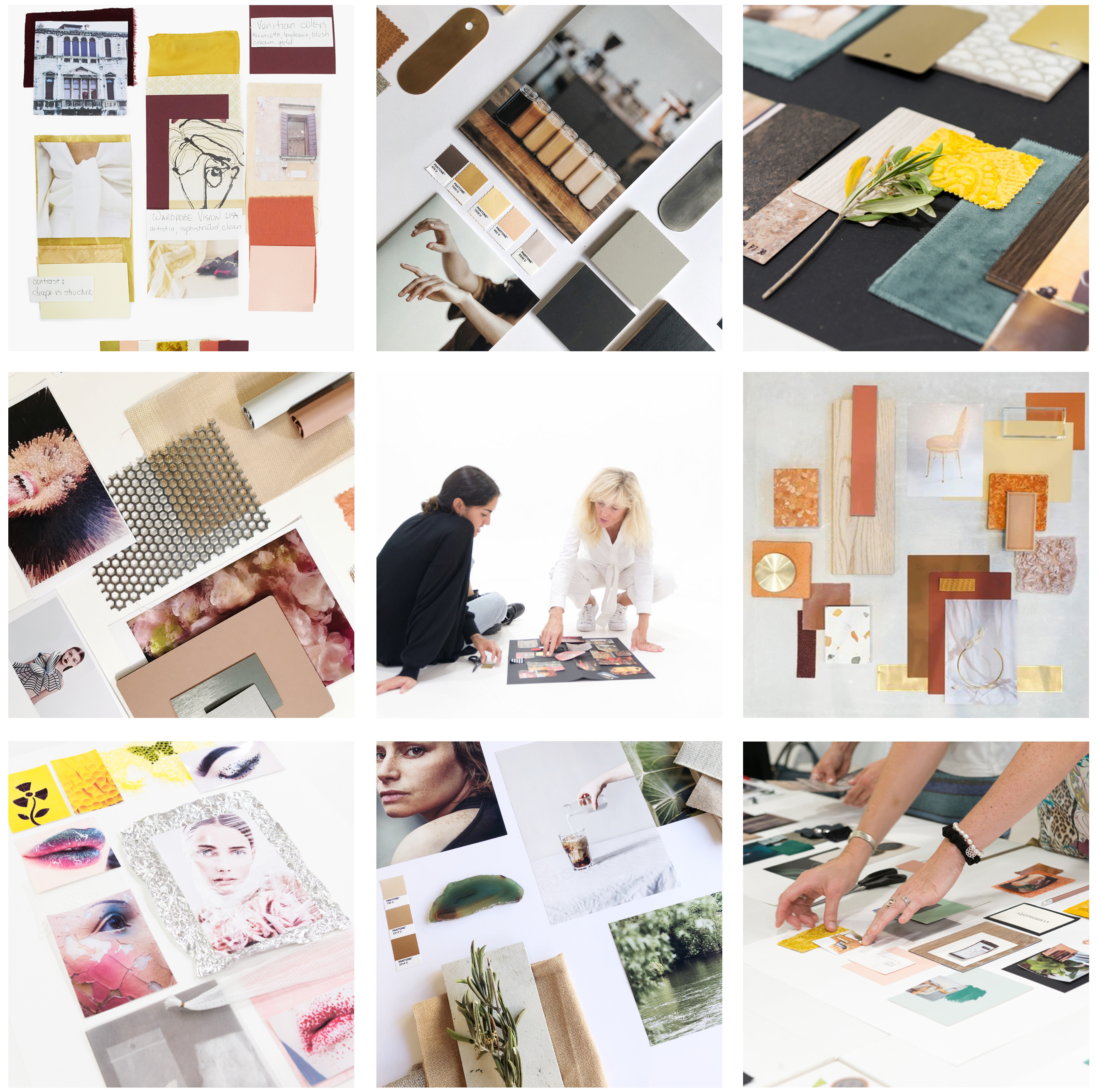 New Instagram Feed: MoodBoardAcademy