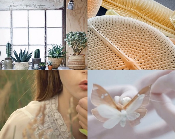 4 current interior design trends-botanical bloom