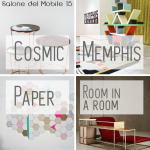 4 Interior Design Trends | Salone del Mobile 2015