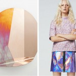 When Interior Design Meets Fashion: The Iridescence Trend