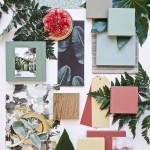 My June Mood Board For Farrow&Ball: The Jungle Theme