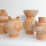 Ceramics pick of the month – Primative Futurist by Bari Ziperstein