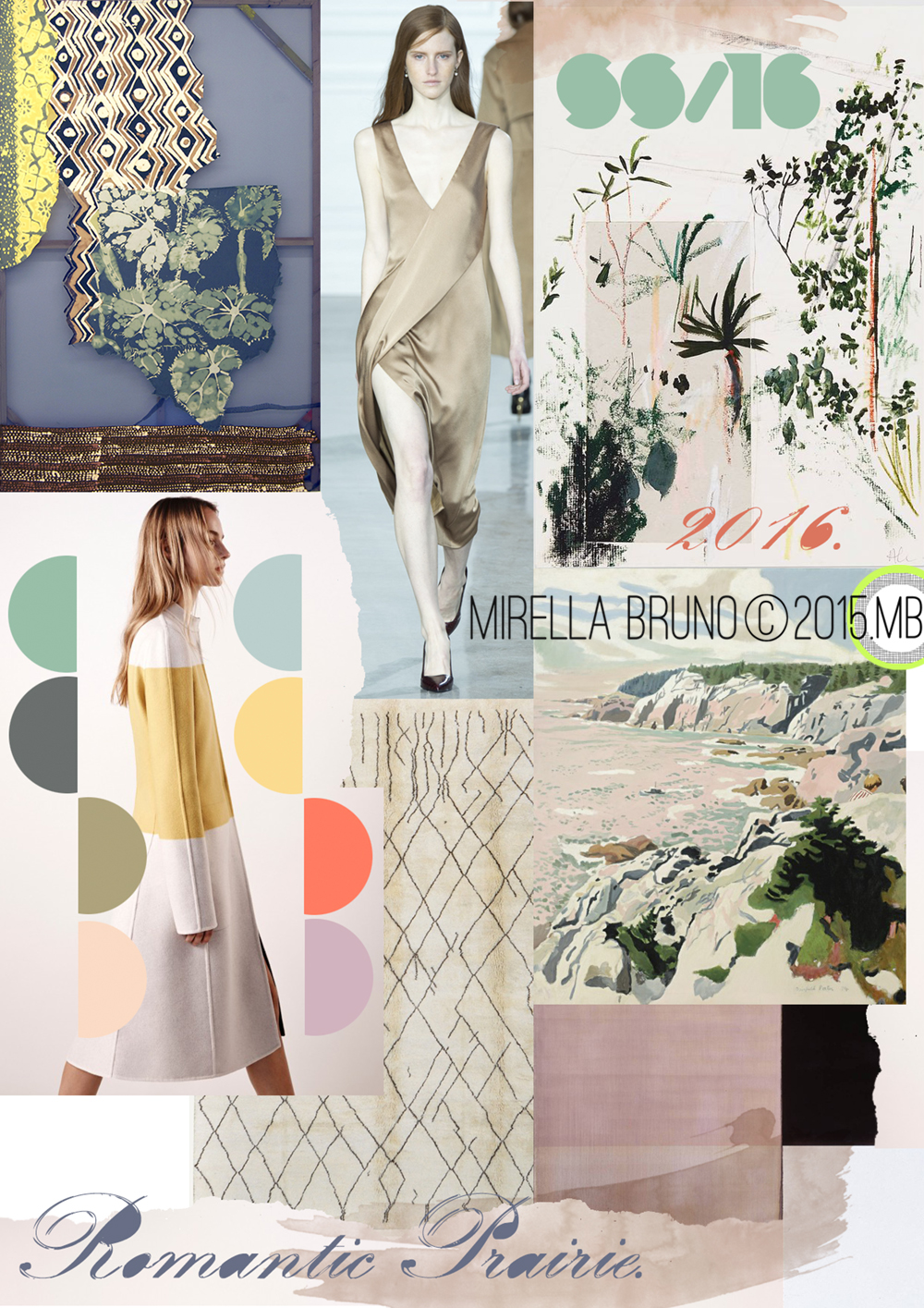 S/S16 Trends-Romanticprairie by Mirealla Bruno-EclecticTrends