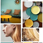 Color Inspiration No.3: Teal, Terracotta & Gold