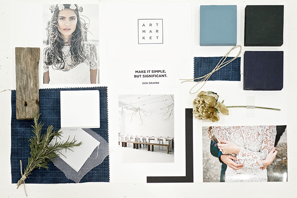 Review Mood Board Workshop-Eclectic Trends