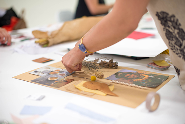 Review Mood Board Workshop - Eclectic Trends
