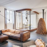 The Glass & Walnut Loft