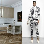 When Interior Design Meets Fashion: The Marble Trend