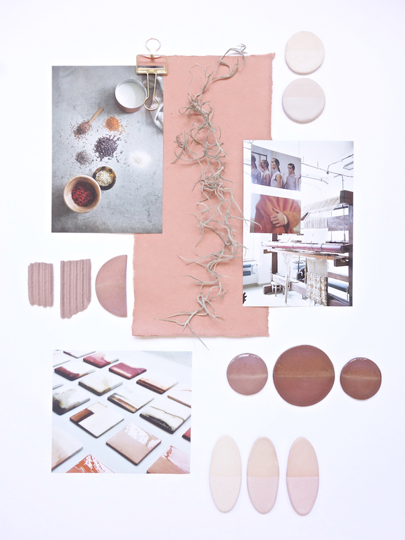 My August Mood Board - Eclectic Trends