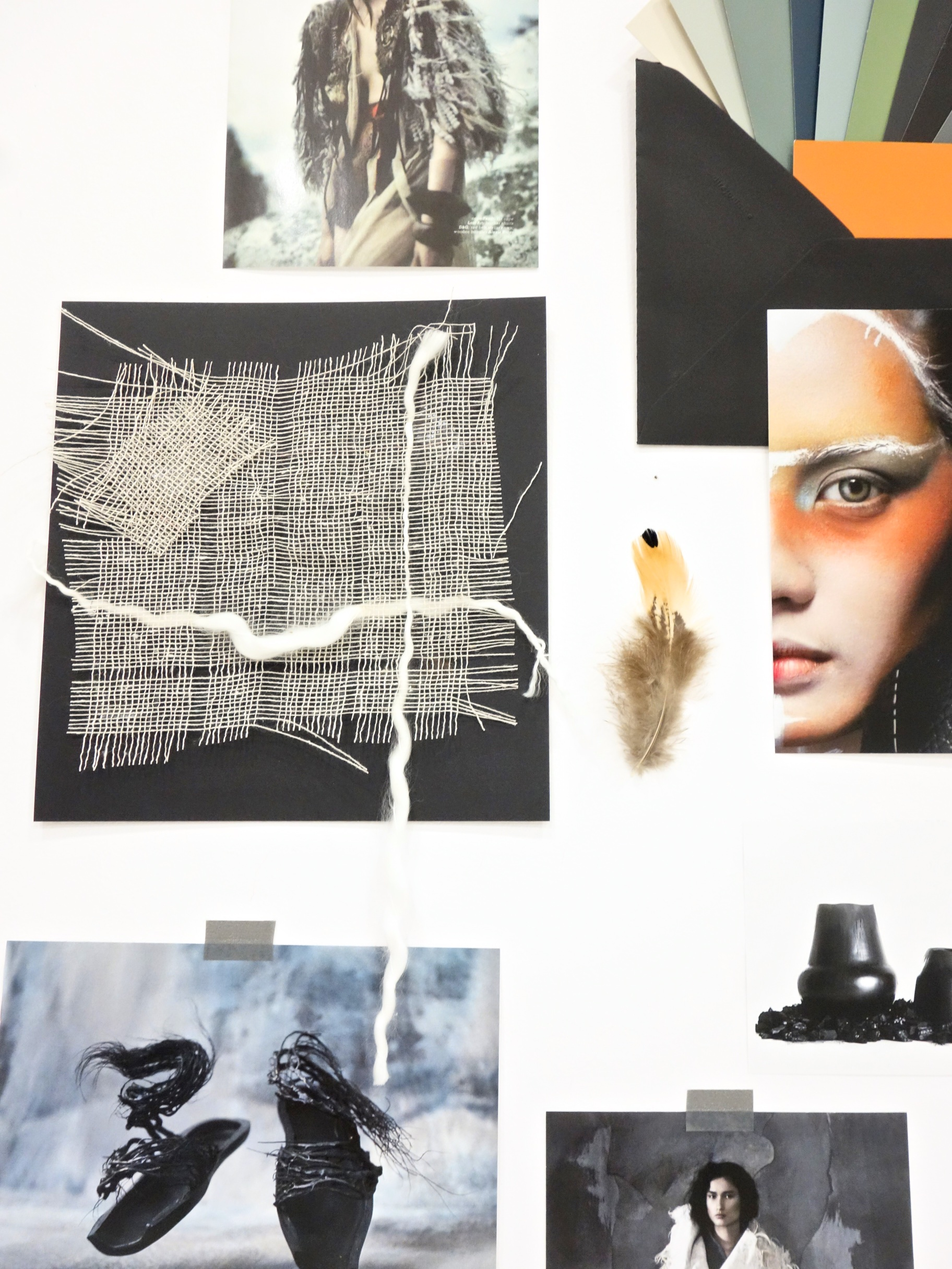 My September Mood Board - Eclectic Trends