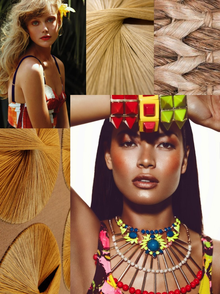 3 BEAUTY TRENDS S/S16 -Sandra Alcaraz for Eclectic Trends