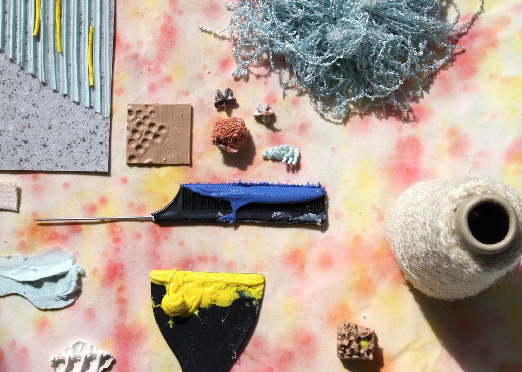 Lucy Simpson Textile Design-Eclectic Trends