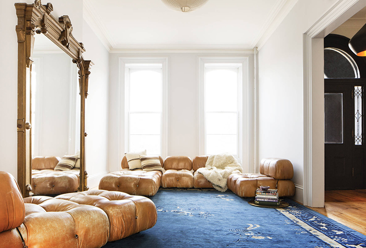 A Brooklyn Home-Eclectic Trends