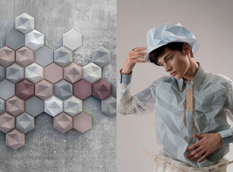 When Interior Meets Fashion-Architectonic Design- Eclectic Trends