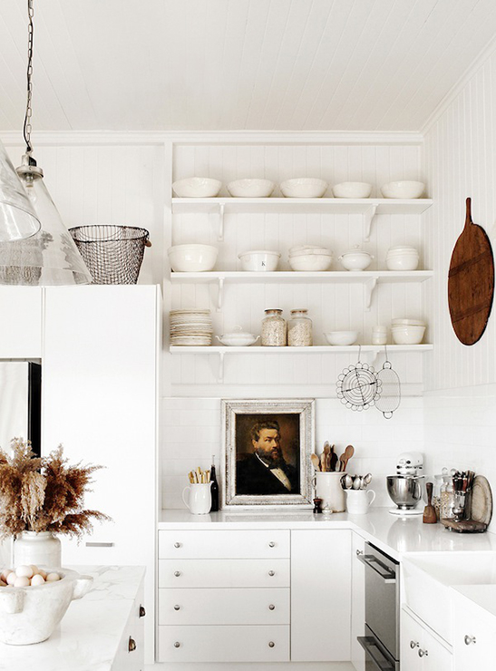 5 kitchen trends-open shelving-Eclectic Trends for BOEN-3