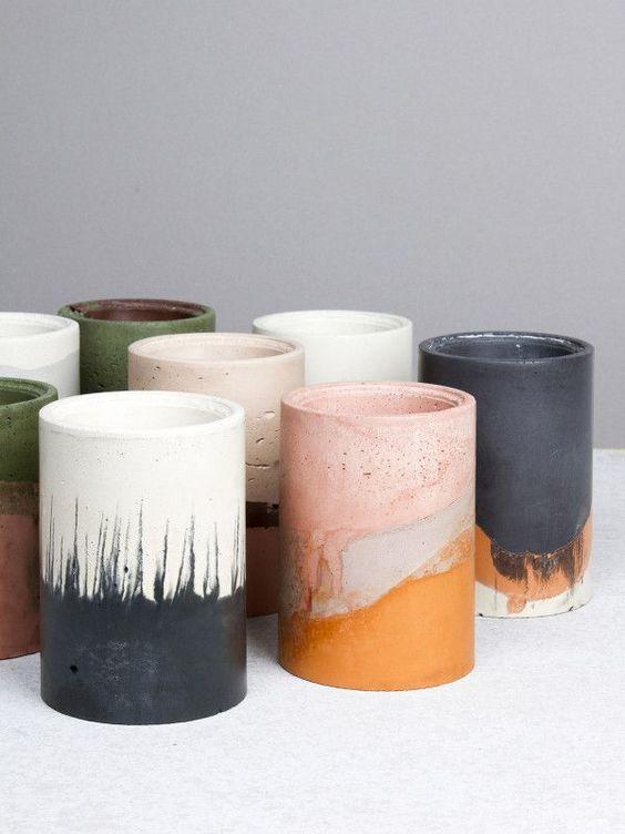 Studio Twocan cement -Eclectic Trends