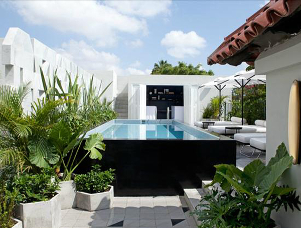 Casa Fayette-Pool-Studio Dimore-Eclectic Trends