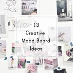 Free ebook on 13 Creative Mood Board Ideas
