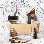 Marblebilia by Lucia Massari