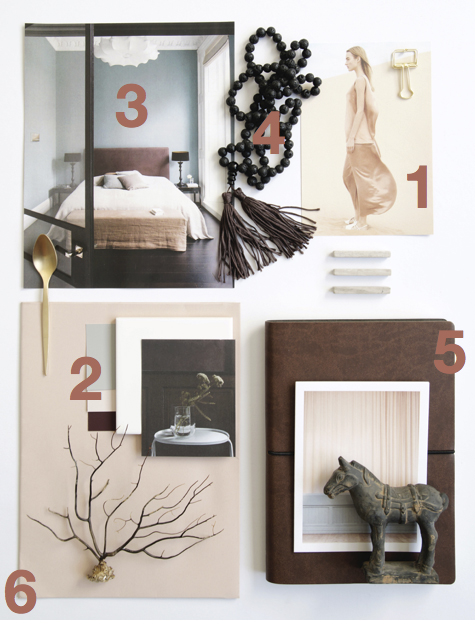 6 Tips&Tricks for a very well structured Mood Board-Hege Morris-Eclectic Trends