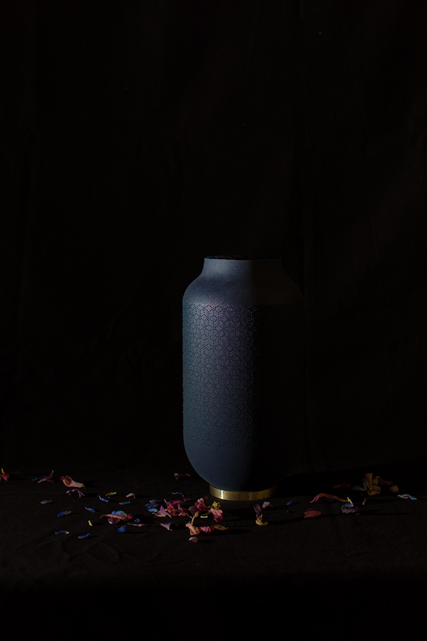 3D Print Flower Vases by Brigit Severin-ECLECTIC TRENDS