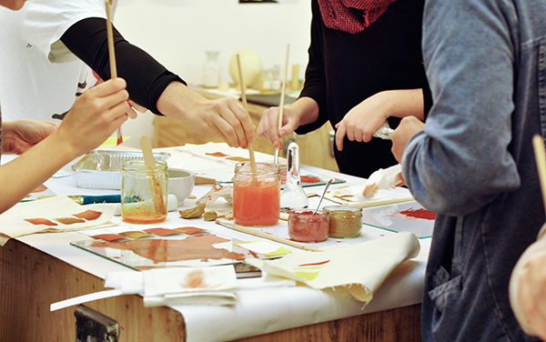 Colour Alchimia Workshop with Laura Daza comes to Barcelona - Eclectic Trends