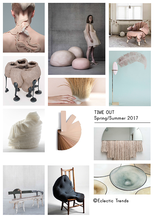 Time Out-Lifestyle Trend Summer/Spring 2017 via Eclectic Trends
