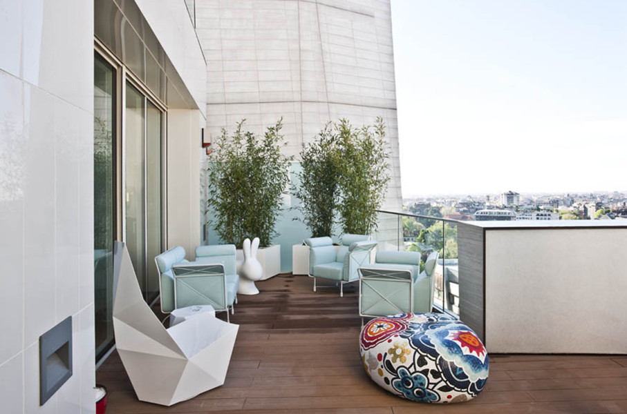Up in the sky by Rossana Orlandi-Eclectic Trends
