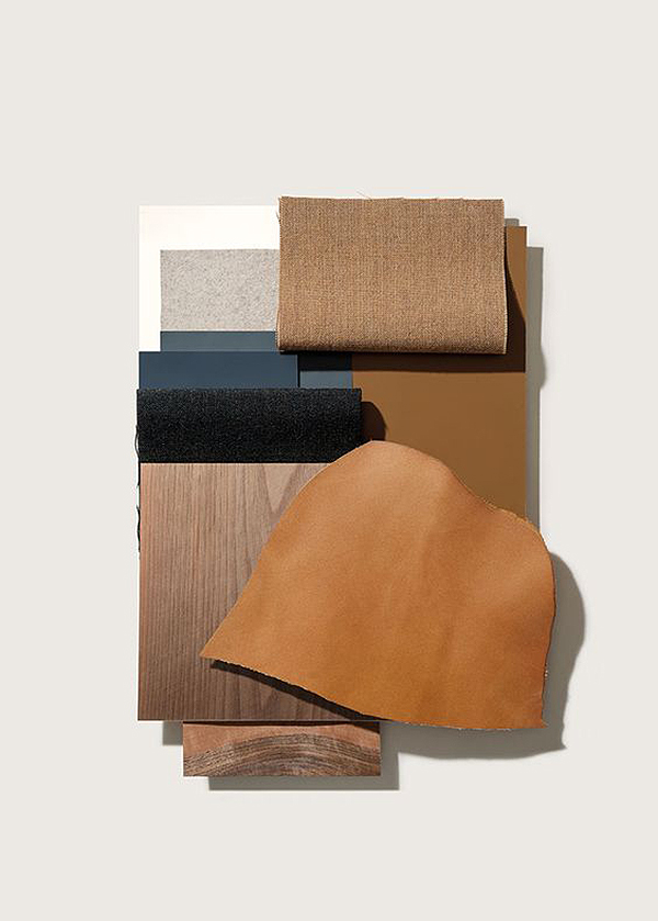 From the Sample Board to the finished product-Lievore-Altherr-Molina-Eclectic Trends