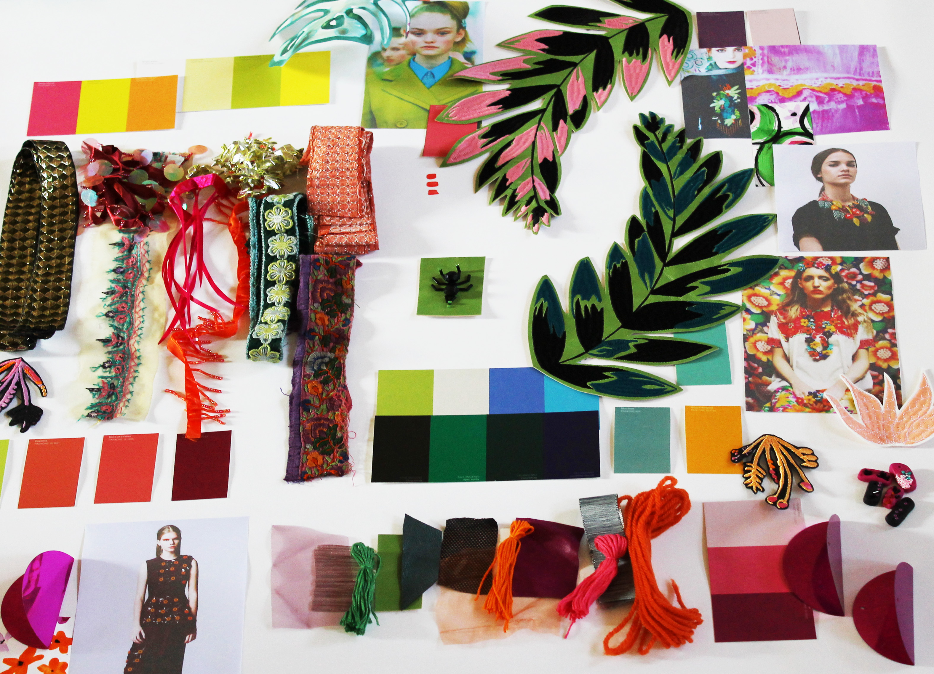 Eclectic Trends From The Mood Board To The Finished Product With Liss Cooke Eclectic Trends