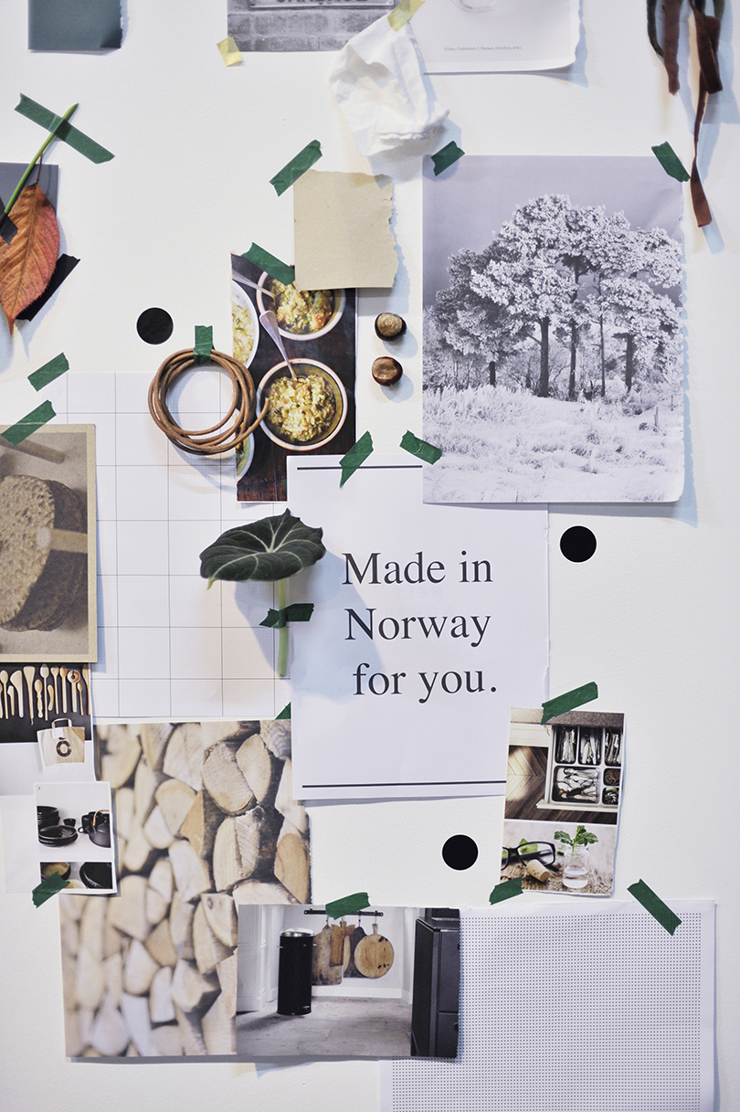 How to create an Inspiration Wall with 60 creatives - Eclectic Trends