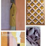 Color Inspiration No.12: Lavender, Peanut, Salmon, Amber & Flamingo