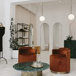 How Minerals illuminate interiors: The Margot Molyneux Shop
