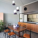 A colorful apartment in Turin by Marcante Testa