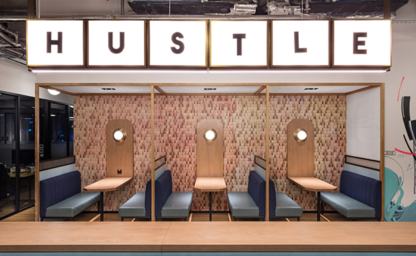 Eclectic Trends | We Work - A fancy co-working space in Hong