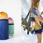 When Interior Design meets Fashion: The Fringes Trend