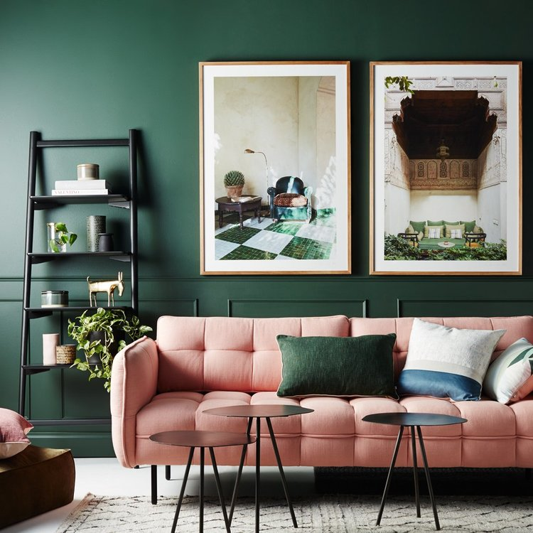 Tracking back trends on IG - 10 examples of Green Walls