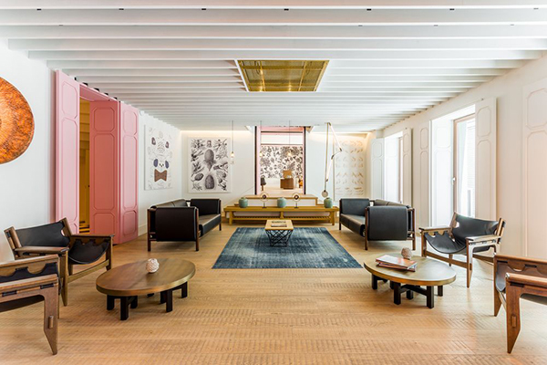 Eclectic glam at the Emir Hotel in Istanbul