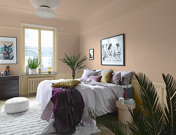 3 Color Trends 2018 by Alcro_Desert Sunset
