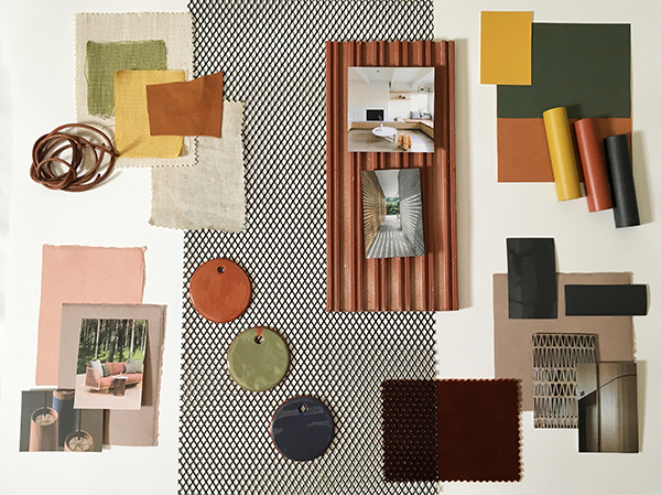 B2B Mood Board Workshop via Eclectic Trends