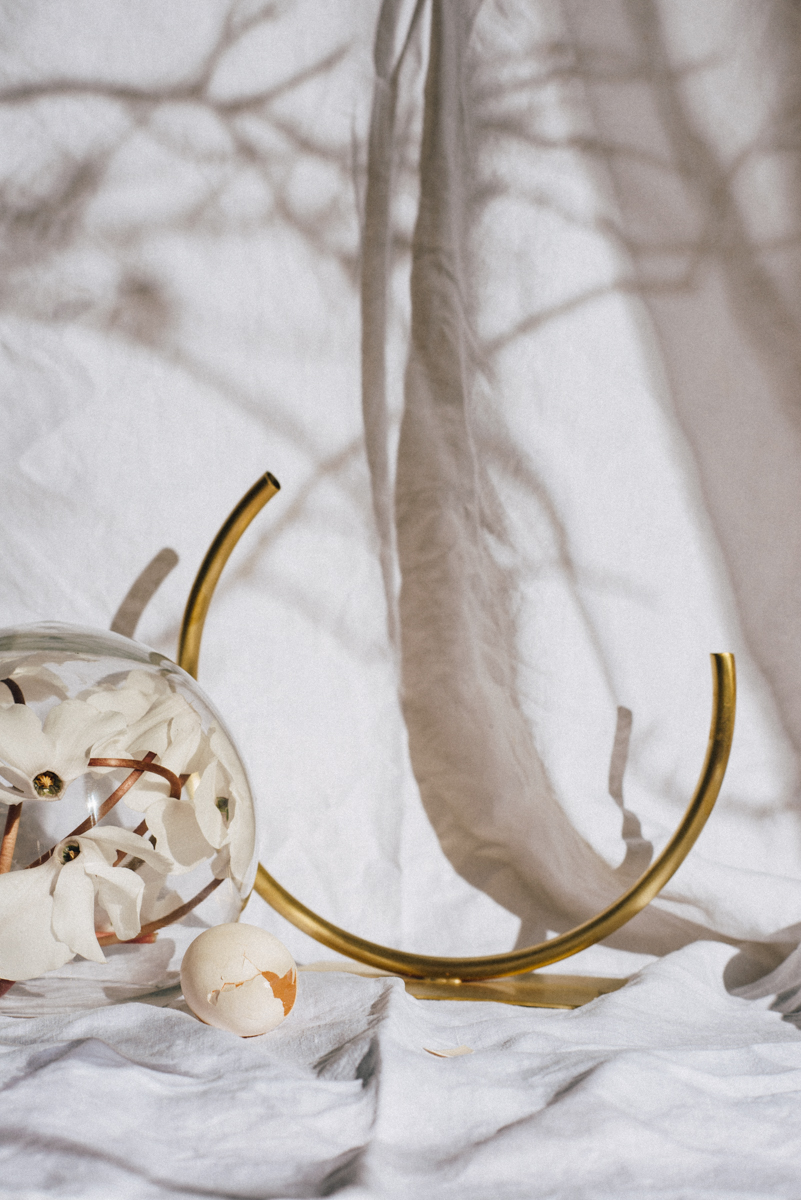 Circular shaped vases by Anna Varendorff