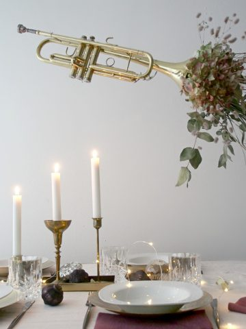 Eclectic Trends Best Diy Christmas Table Setting Ideas