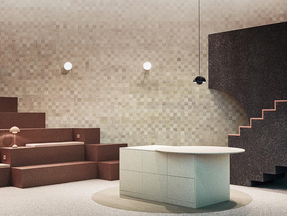 Tarkett As Best Of Stands Stockholm Furniture Fair 2018 via Eclectic Trends