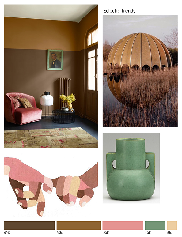 Eclectic Trends | Color Inspiration No.22